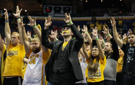 Students excited for Shockers' NCAA opportunity