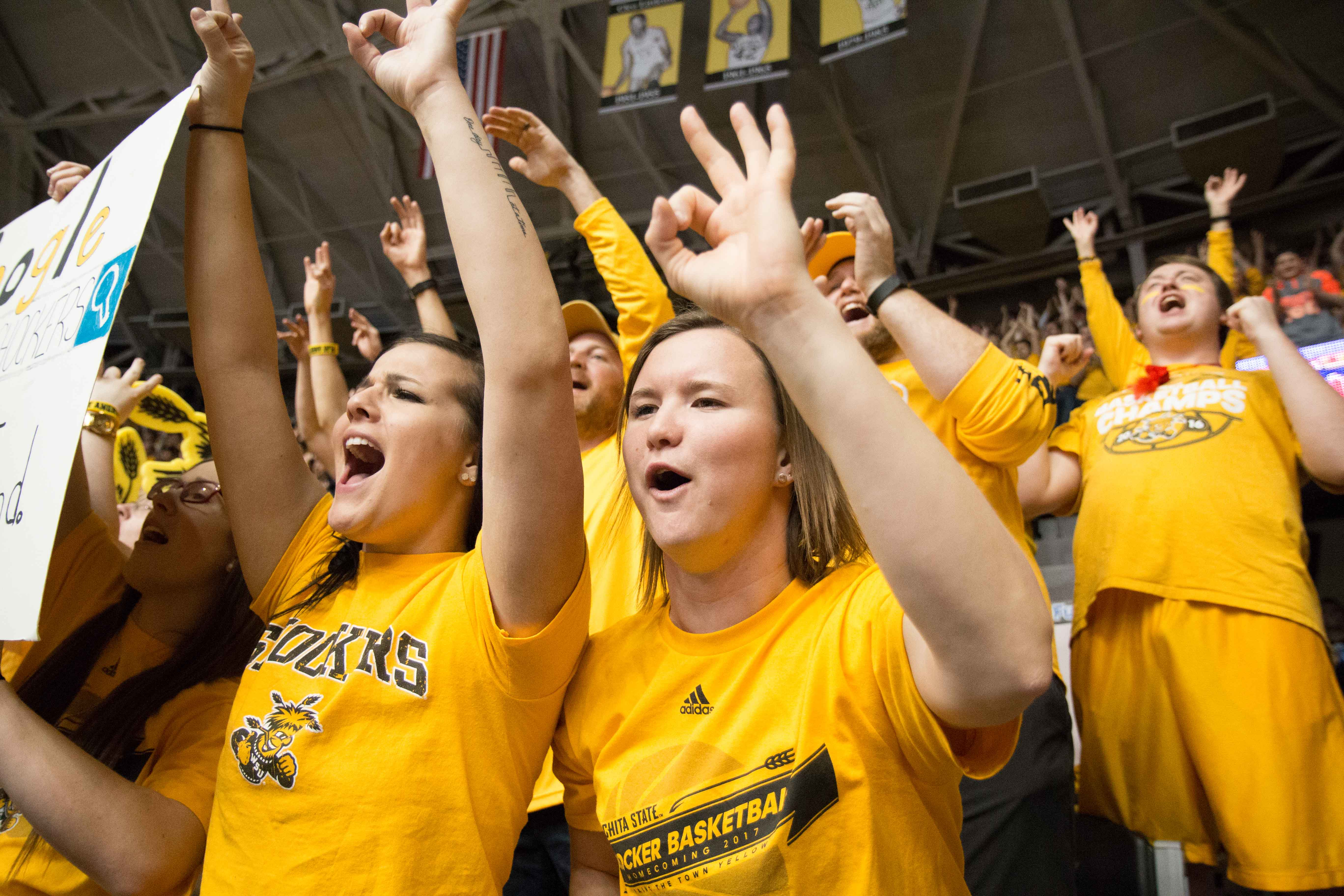 Wichita State will join the American Athletic Conference.
