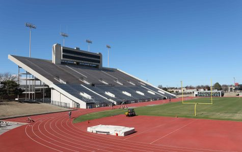 Want to run the stairs at Cessna Stadium? That'll cost $100.