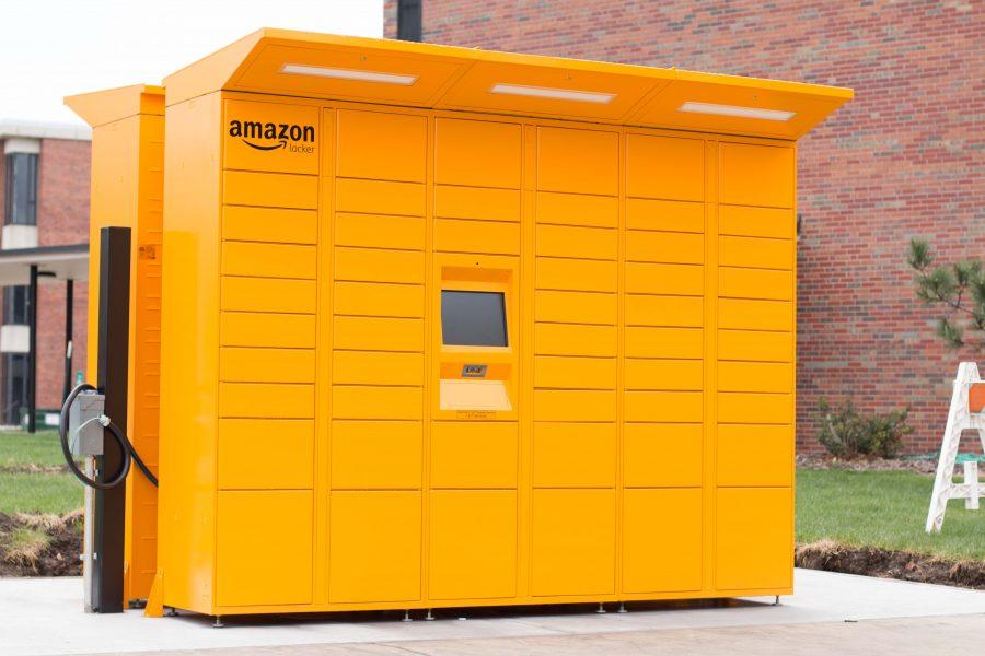 Amazon+Lockers+come+to+Wichita+State