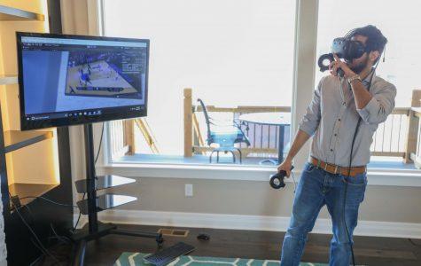 Ennovar intern creates virtual reality construction game