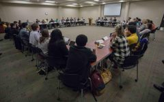How Student Senate voted on the student fee increase for YMCA, athletics, wellness center