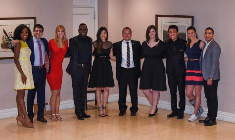 10 seniors awarded Senior Honor Men and Women distinction