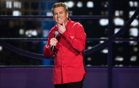Brian Regan will perform at the Orpheum Theatre in Wichita on June 8.