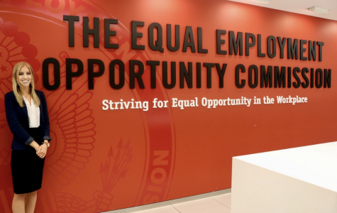 WSU alumna interns at the EEOC, researches economics of workplace discrimination