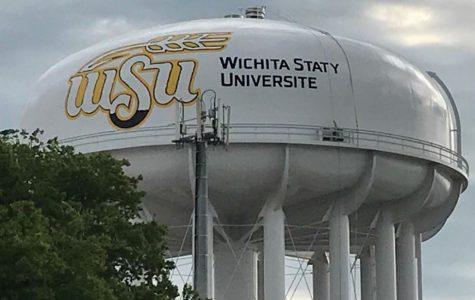 Wichita State water tank gets university's name wrong