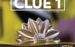 2017 Sunflower Medallion Hunt: Clue 1