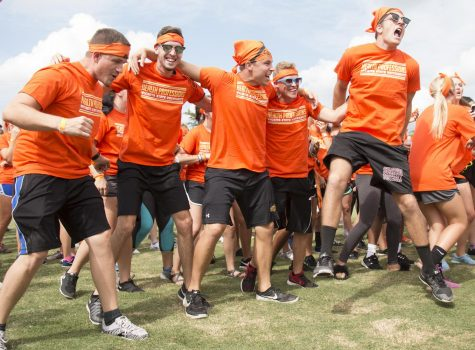 College of Health Professions wins 2017 Clash of the Colleges