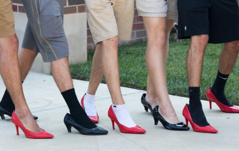 "PHOTOS: Would You ""Walk a Mile in Her Shoes""?"