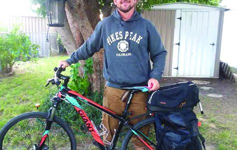 Mountain cyclist learns life lesson one mile at a time
