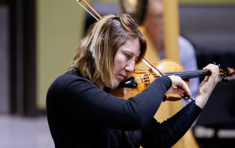Upcoming Symphony Orchestra will provide tension, harmony