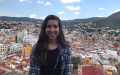 Nursing student studies abroad