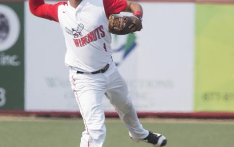 Wingnuts player knows Wichita State, AAC baseball well