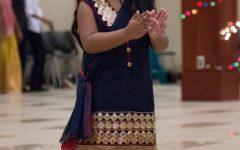Hindu community gathers to celebrate Garba Night and 'a little of bit home'