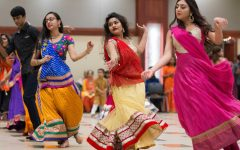 PHOTOS: Hindu community gathers for Garba Night