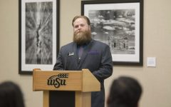 Bearth replaces Corrieri as SGA veteran senator