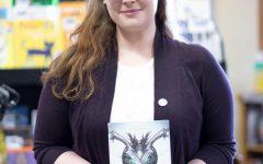 PHOTOS: Grad student releases debut YA novel
