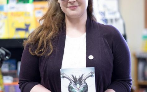 PHOTOS: Grad student releases debut YA novel