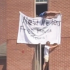 2 Phi Delta Theta members suspended by fraternity for 'Free House Tours' banner