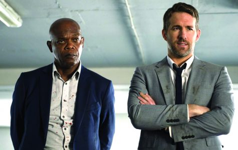 Stuff blows up, people die, jokes are made, 'Hitman's Bodyguard' misses mark