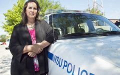 Police Chief Sara Morris retires