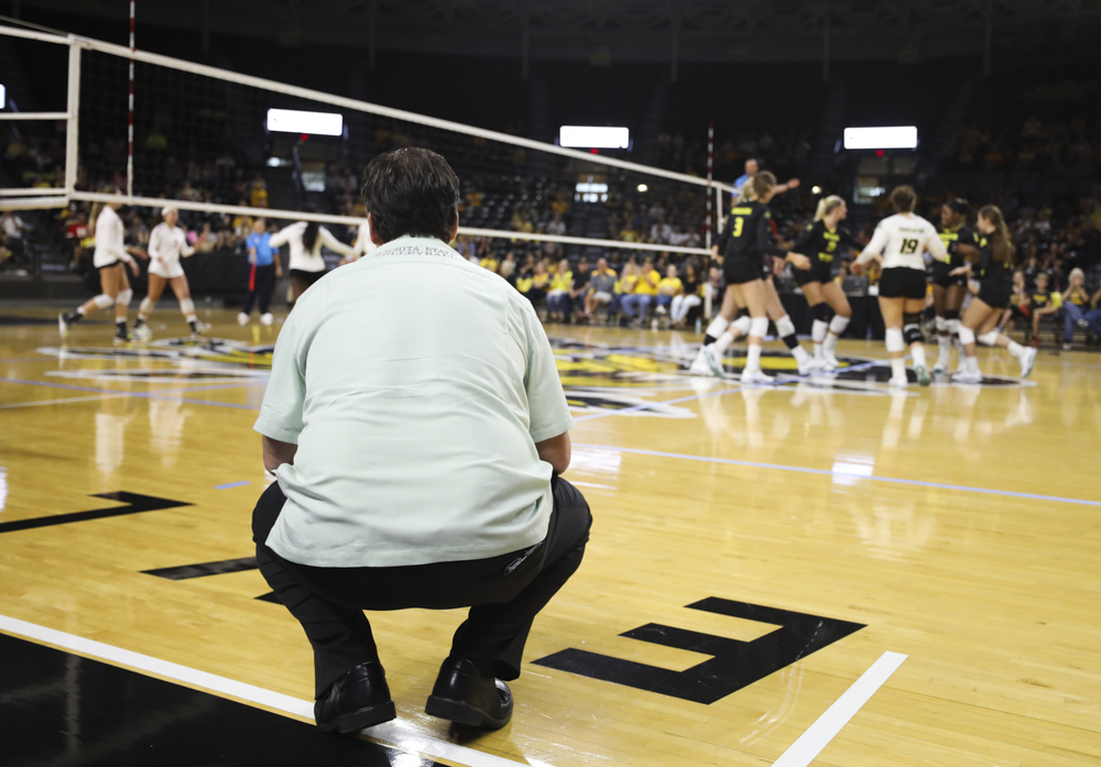 Wichita State was ranked first in the AAC's Preseason Coaches Poll, released Wednesday. WSU finished 20-0 in their inaugural season in the American.