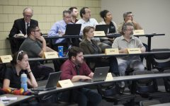 Faculty senate to address policy changes at Monday's meeting