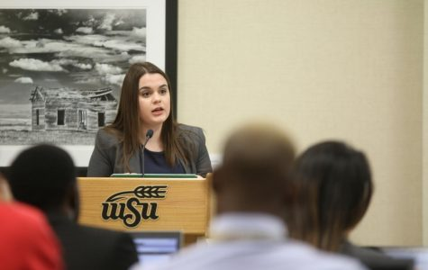 Student Government requests crosswalk signs