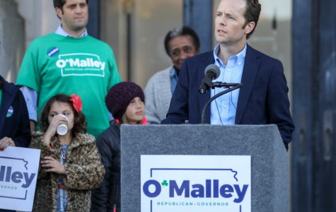 "O'Malley enters governor's race as ""consensus builder"" with leadership experience"