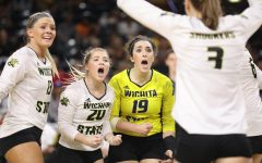 Shockers stand alone in No. 1 spot in The American