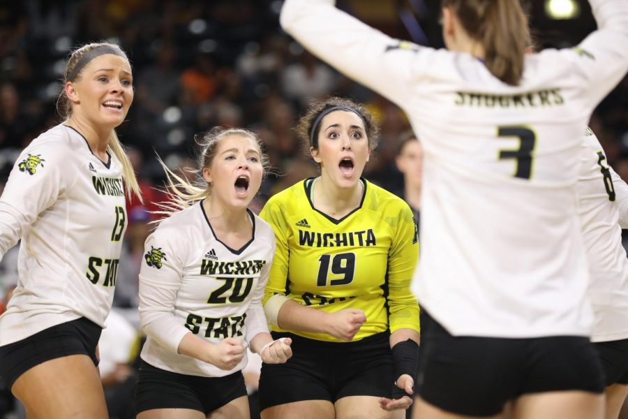 shockers stand alone in no 1 spot in the american the sunflower rh thesunflower com