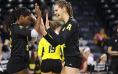 Big weekend ahead for Wichita State Volleyball