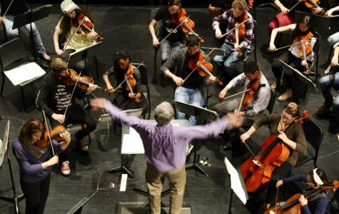 Symphony Orchestra holds concert featuring faculty members