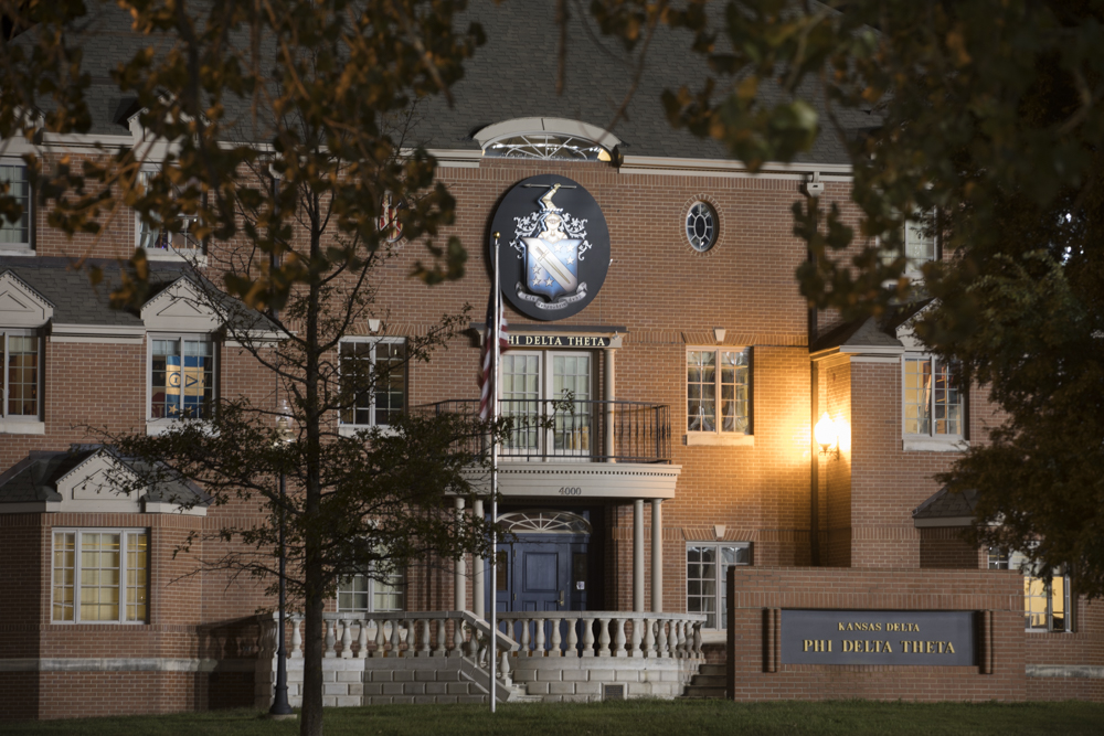 2 Phi Delta Theta members suspended by fraternity for Free House