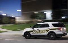 WSUPD: University employee arrested for DUI on campus