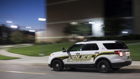 Ex-boyfriend slaps ex-girlfriend, steals laptop at Shocker Hall