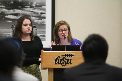 Students advocate for student advocate