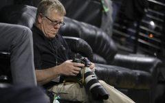Behind the lens: Team photographer Jeff Tuttle talks photos, basketball, memories