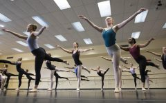 PHOTOS: Dance students prepare for Kansas Dance Festival