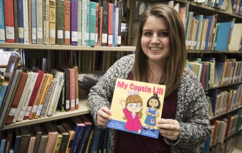 Student uses children's book to explain adult passions