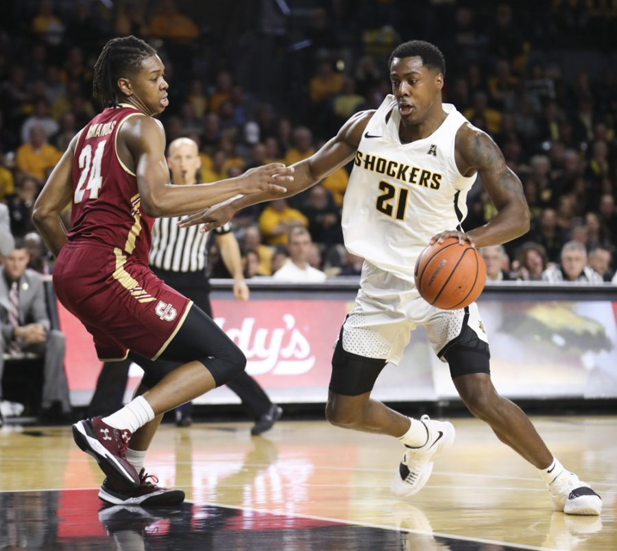 Bigs' versatility leads Shockers to 18-point victory