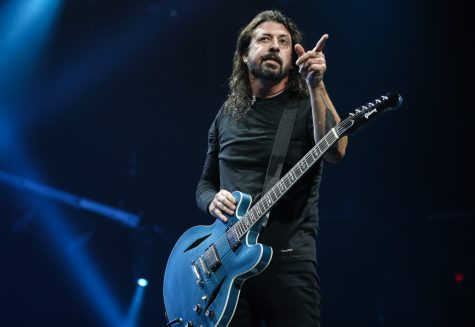 Foo Fighters rock Intrust for three hours