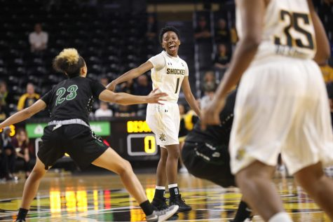 PHOTOS: Wichita State tops Henderson State in Saturday Exhibition