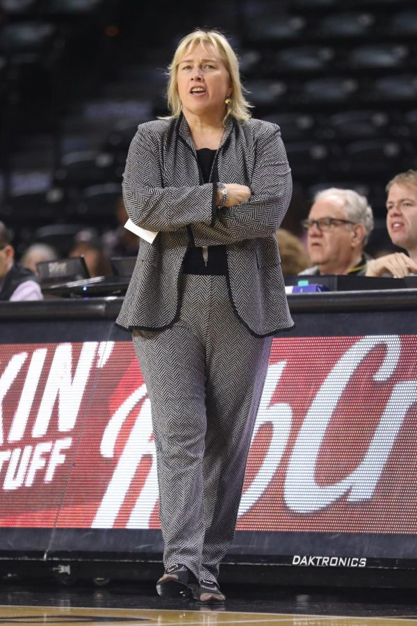New women's basketball head coach is Kansas's own Keitha Adams