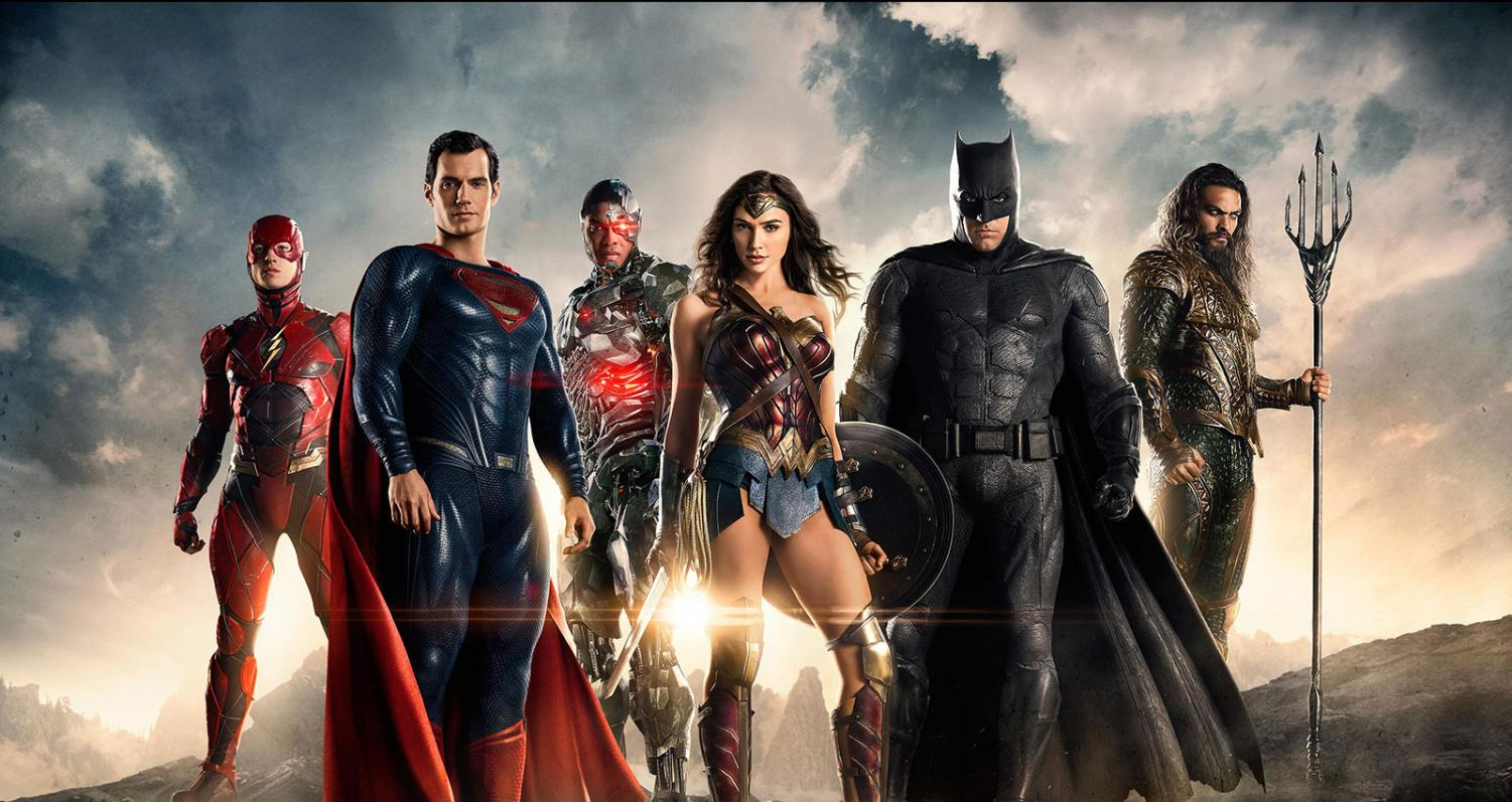 'Justice League' takes top spot, but still underwhelms box office