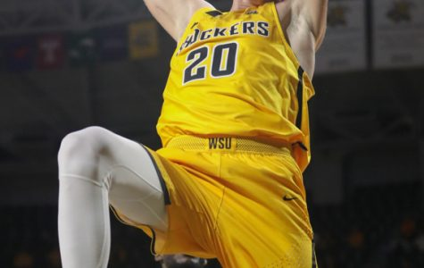 Shamet's return; Nurger's post production leads Shockers to victory