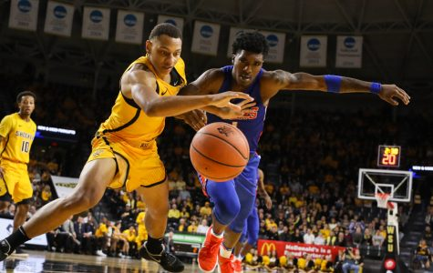 PHOTOS: Wichita State tame Savannah State Tigers