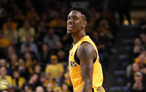 Samajae Haynes-Jones scores career-high as Shockers battle injury-plagued backcourt