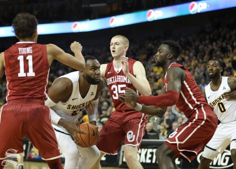 Players held out for 'team violations', WSU falls short to Creighton