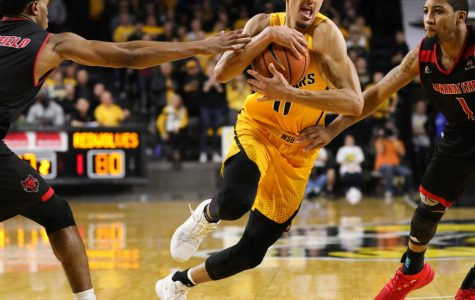 Shockers 'taking it a little more personal' to bounce back with a win over Red Wolves